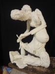 Don Doe, sculpey, Williamsburg artist